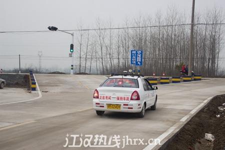 3月3号上午,位于仙桃胡场镇的仙桃市驾驶人考试中心正式投入使用,科目图片