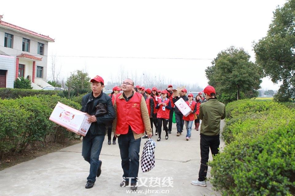 3月20日仙桃义工胡场活动汇报帖—那些定格于心的美丽图片
