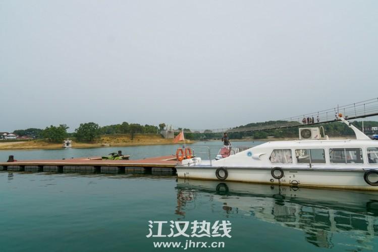 松滋洈水风景区