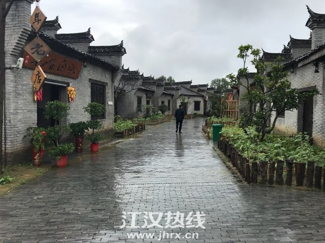 仙桃梦里水乡旅游风景区