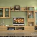 电视柜效果图