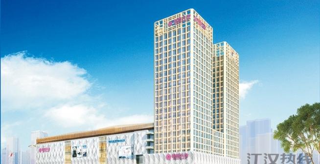 仙桃城南銀泰百貨建成后,對城南的影響