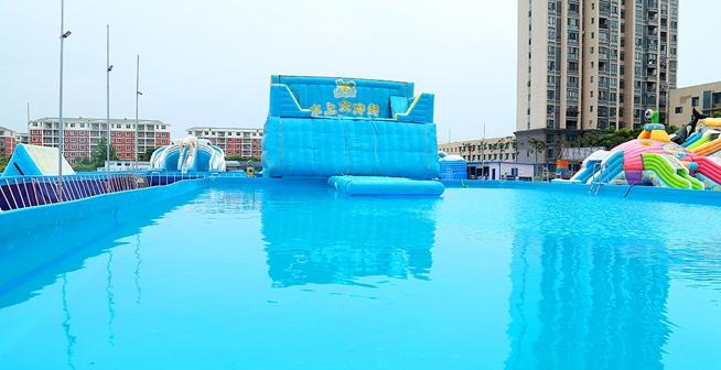 FUN肆嗨!仙桃这家新开的水上乐园,游泳、