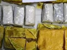 仙桃破獲一起特大販賣毒品案件,繳獲麻果60