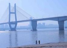 仙桃江灘風光