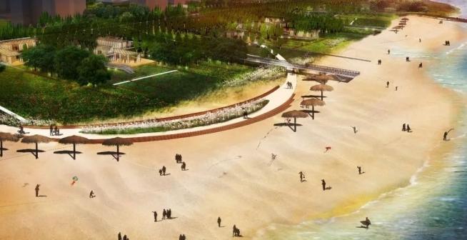 仙桃人真的需要江滩公园,纵观江滩整治