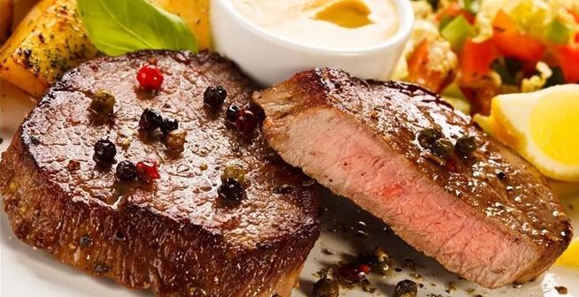 藏在时光里的西餐厅,牛扒第二份仅需1元