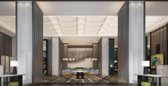 花源酒店即将开业 重新装修后的样子
