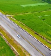 仙桃最美国道