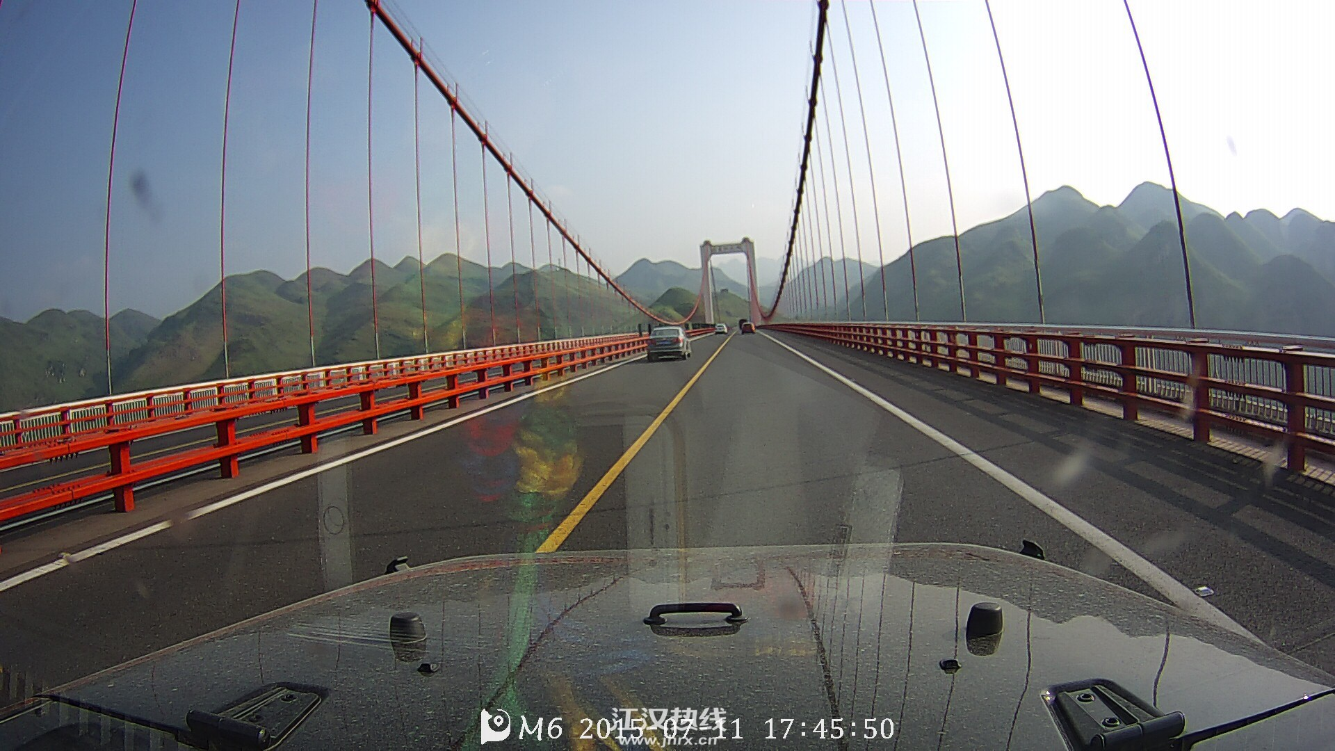 坝陵河大桥