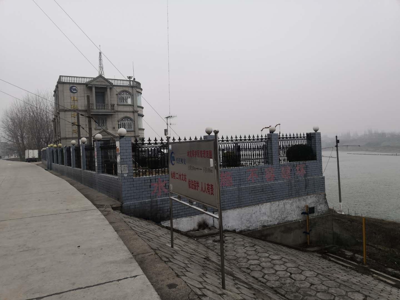 汉江险段的水文站,默默守护这座小城,你就是现在的龙王庙。
