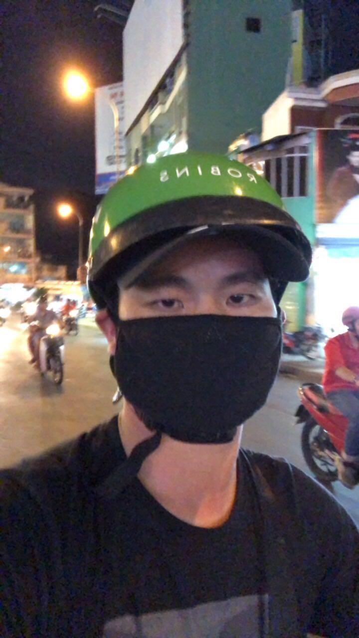 越南特有的绿帽子